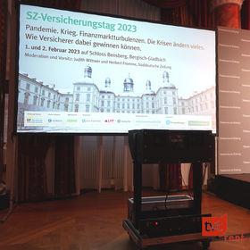 Projektionstechnik HD, 7000 ANSI, 16:9, Leinwand  1 / 1