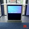 TVT Talk Tresen mit bespielbarem Monitor 40