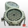 tvt-LED V2 Scheinwerfer RGB 36x 1W, silber