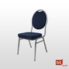 Bankettstuhl gepolstert incl. Stuhlreihenverbinder