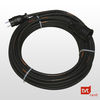 Schuko 2,5m Kabel - H07 RN-F 3G1,5