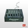 Pioneer Mischpult DJM-700_4Kanal+2Mic/2Out_Effekt